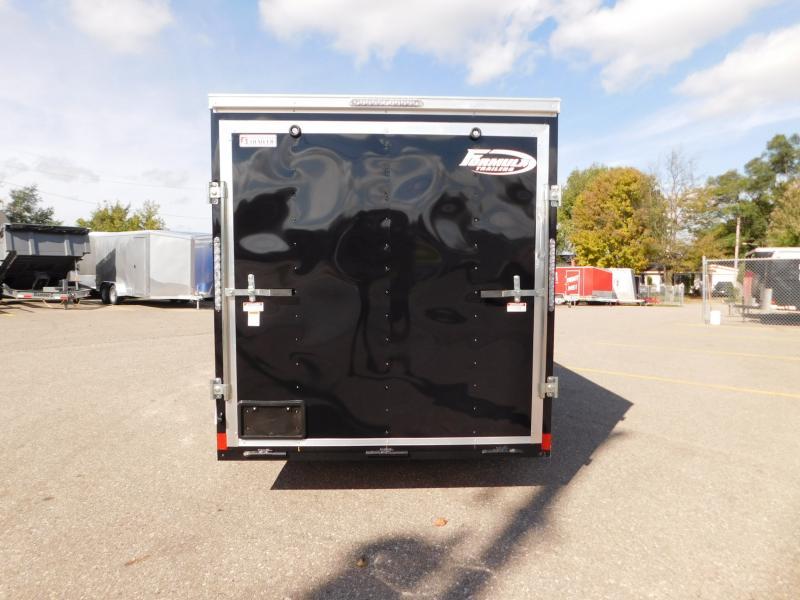 2022 Formula Trailers Conquest 6x10SA Cargo / Enclosed Trailer