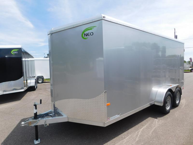 2022 NEO Trailers NAV167TR Cargo / Enclosed Trailer