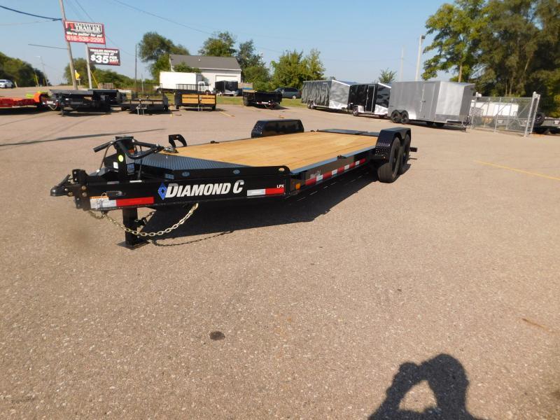 2022 Diamond C Trailers LPX20x82 Equipment Trailer Diamond C