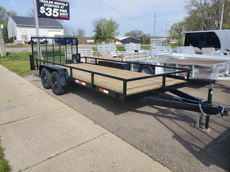 2021 BND T16 7x16 Other Trailer