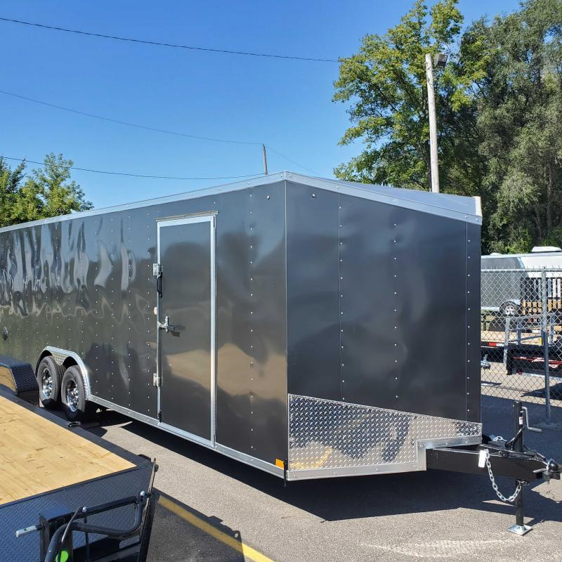 2022 Formula Trailers Conquest 8.5x24 Car / Racing Trailer Formula