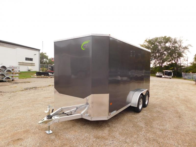 2022 Neo Trailers NAC147-6 Cargo / Enclosed Trailer Neo Mfg