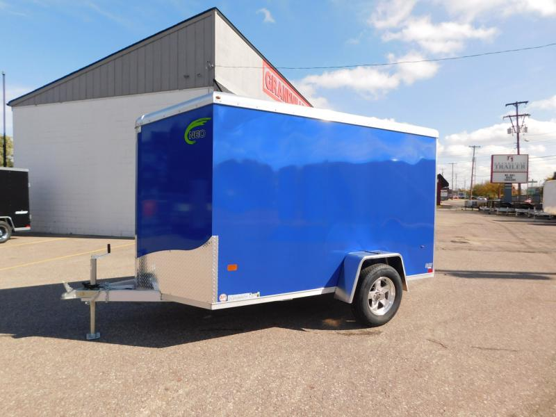2022 NEO Trailers NAV106SR Cargo / Enclosed Trailer