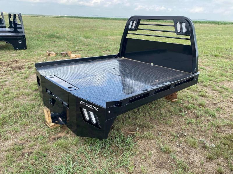 2021 Crownline (Hay Beds) SXS-84 Truck Bed