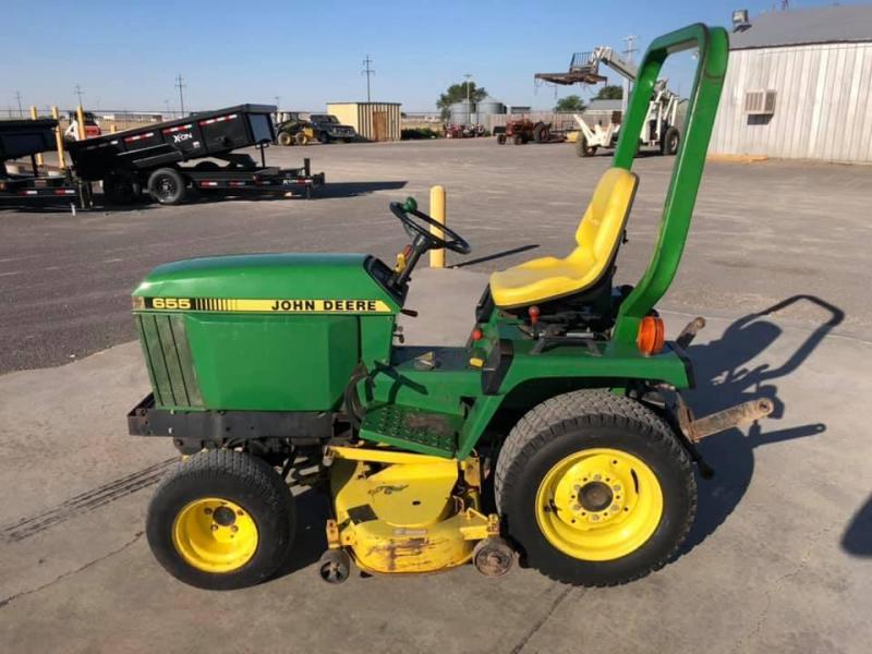1986 John Deere 655 Tractor