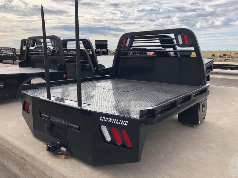 2020 Crownline (Hay Beds) SXS-84 Truck Bed