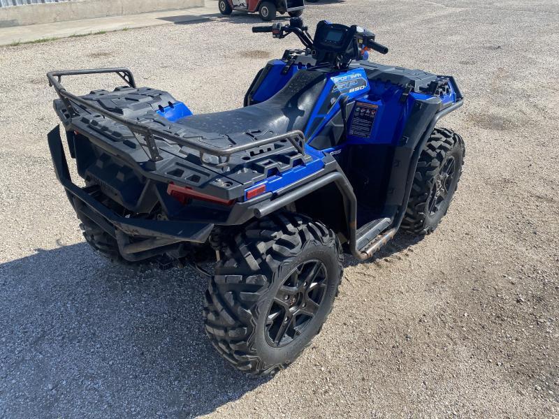 2017 Polaris Sportsman 850 SP ATV