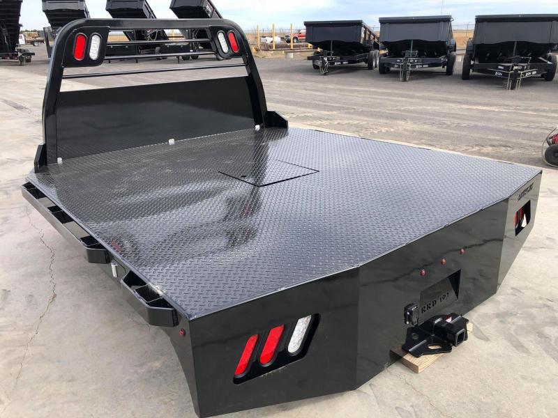 2020 Crownline (Hay Beds) RRD-102 Truck Bed
