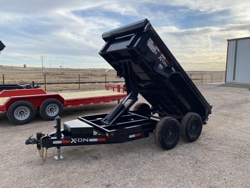 2021 X-On 5x10 BP Dump 7K