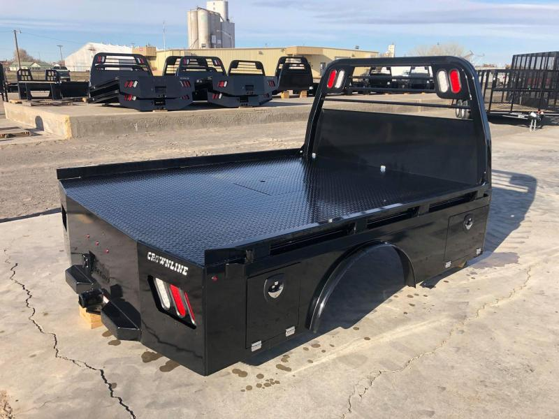 2020 Crownline (Hay Beds) SKS-56 Truck Bed
