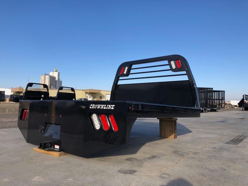2020 Crownline (Hay Beds) RRS84 Truck Bed