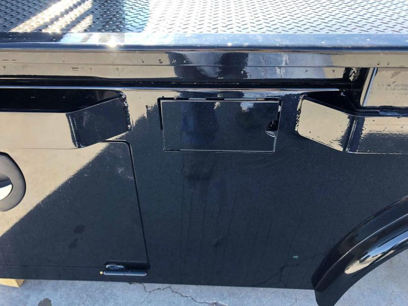 2020 Crownline (Hay Beds) SKS-58 Truck Bed