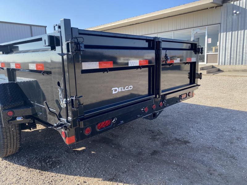 "2021 Delco 83""x14' BP Dump 14K"
