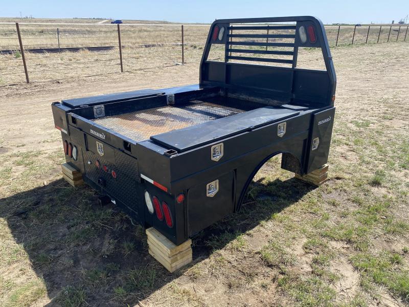 2013 Pronghorn UT Truck Bed