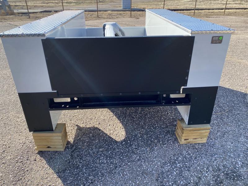 2021 CM SB Steel Service Body Truck Bed 98/78