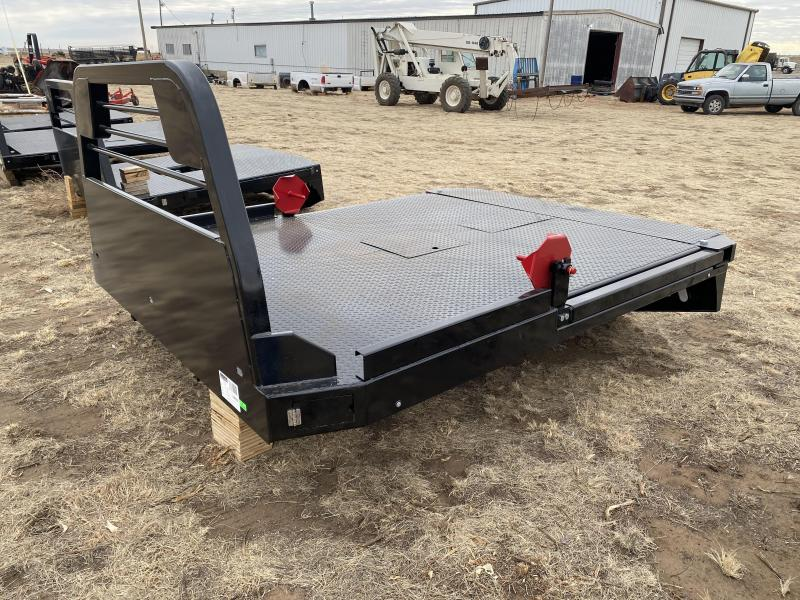 2021 Crownline (Hay Beds) ABC-112 Truck Bed