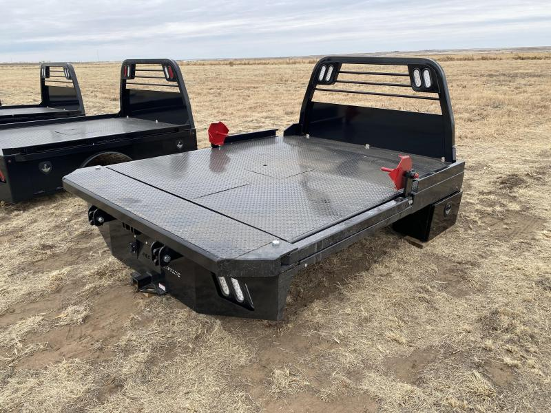 2021 Crownline (Hay Beds) ABC-112 Truck Bed