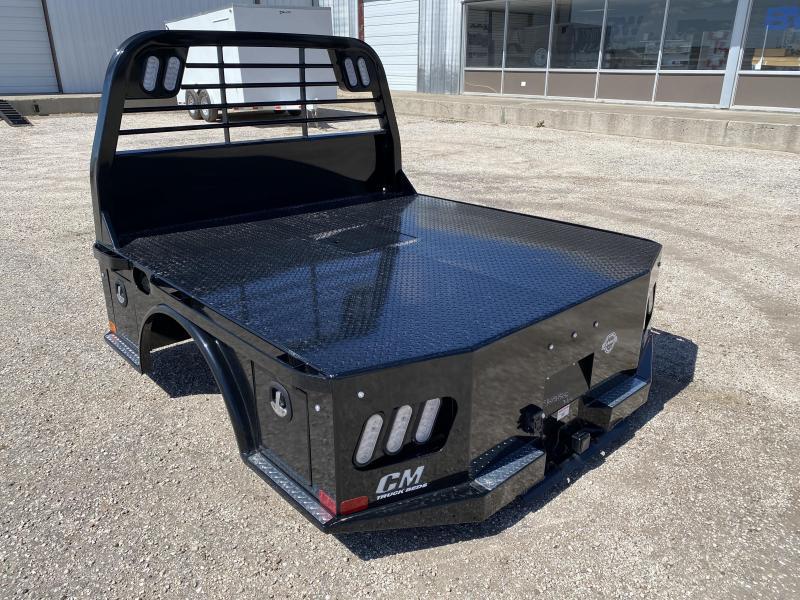 2021 CM SK 84/84/42/42 Truck Bed