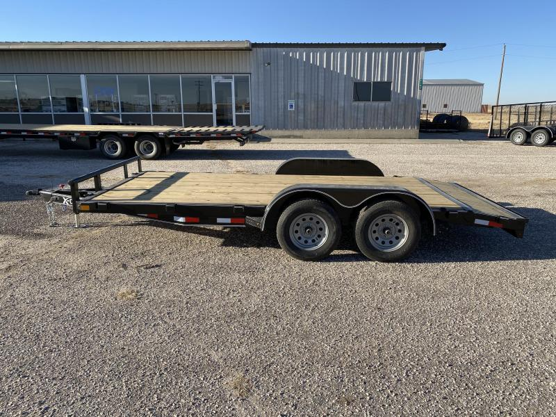 2021 X-On 83x16 Carhauler Trailer