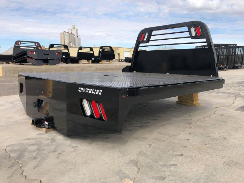 2020 Crownline (Hay Beds) RRD-102 Truck Bed