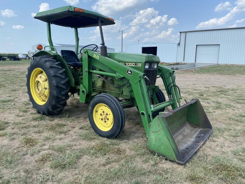 1982 John Deere 1050 Tractor