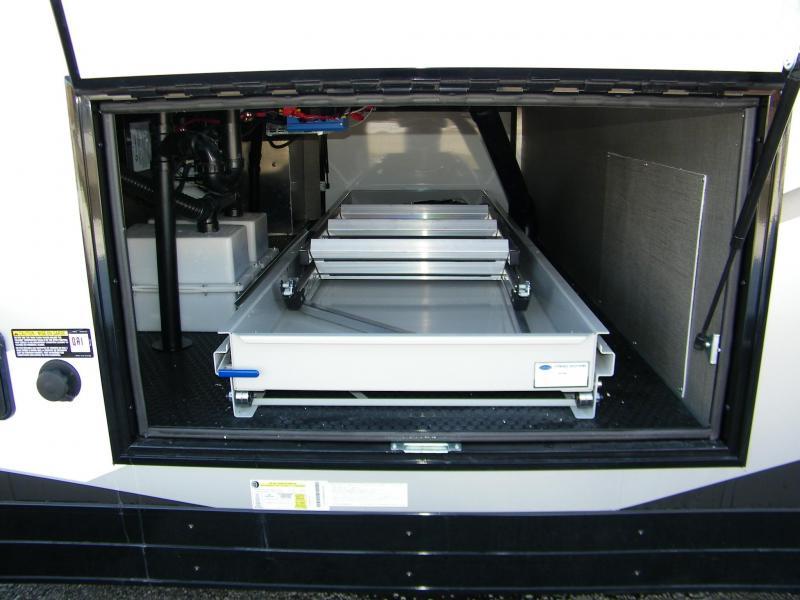 2021 ATC ATC (Aluminum Trailer Co) 8.5x36 Game Changer Pro Toy Hauler RV