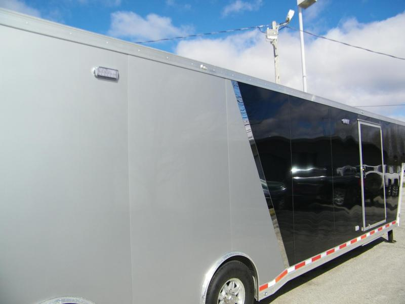 2019 ATC Quest 8.5x42 Aluminum Enclosed Car Trailer Car / Racing Trailer