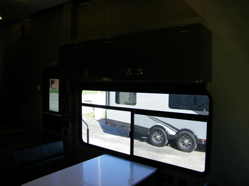 2021 ATC ATC (Aluminum Trailer Co) Game Changer 40ft Aluminum 5th Wheel Toy Hauler RV