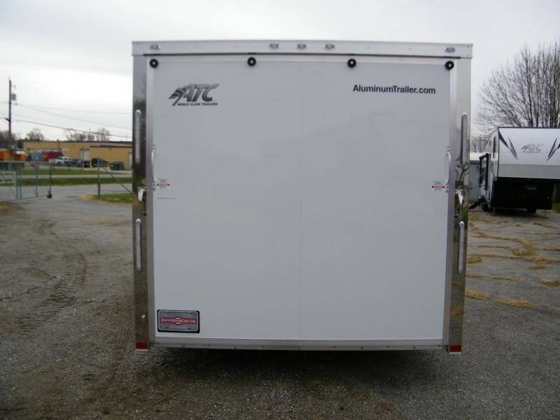 2021 ATC QUEST 8.5X24 Car / Racing Trailer