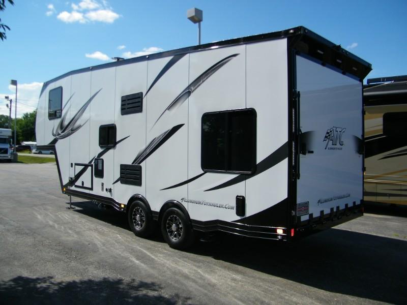 2020 ATC Custom 32ft Aluminum 5th Wheel Toy Hauler