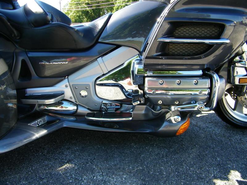 2005 Honda Goldwing GL1800 Trike Motorcycle