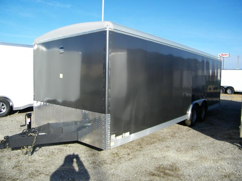 2020 Wells Cargo WHD85x24T3 Enclosed Cargo Trailer