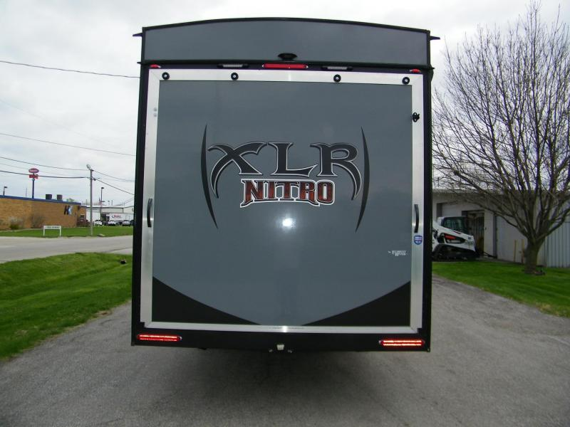 2019 Xlr XLR Nitro 28KW Toy Hauler RV