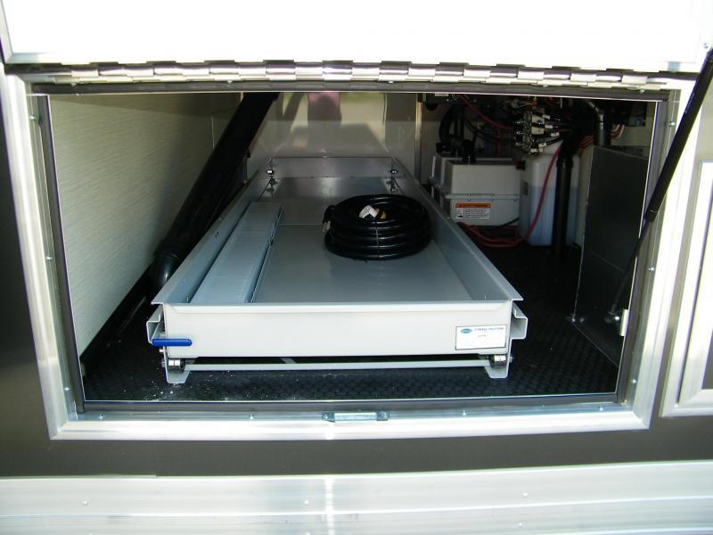 2020 ATC  ARVAF 8.5x40 Aluminum Toy Hauler RV