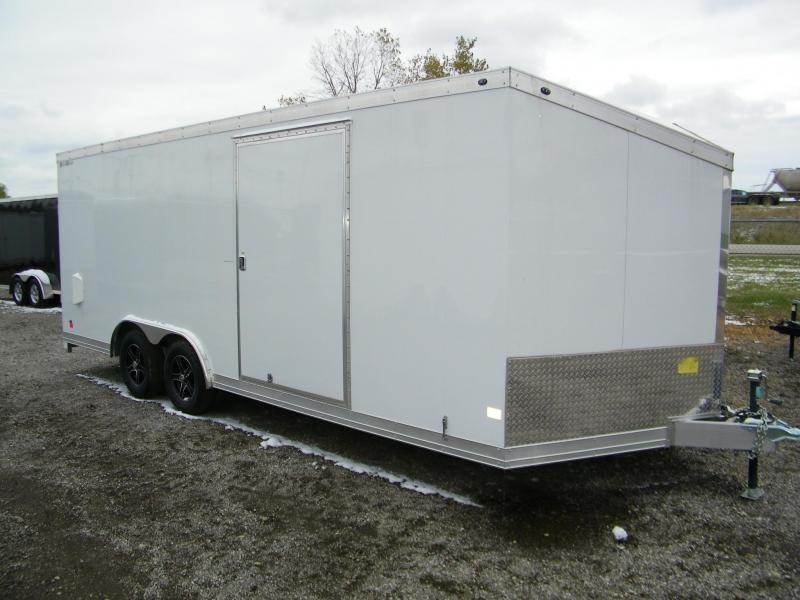 2021 Wells Cargo WAUV85X2022 Enclosed Cargo Trailer