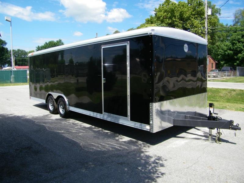 2020 Wells Cargo Wagon HD 8.5x24 Enclosed Cargo Trailer
