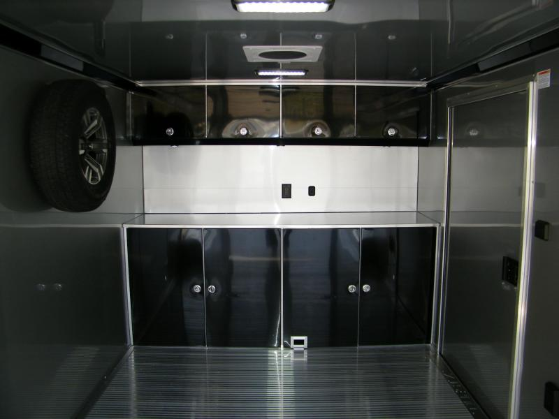 2021 ATC Quest X 8.5x24 Aluminum Enclosed Car / Racing Trailer