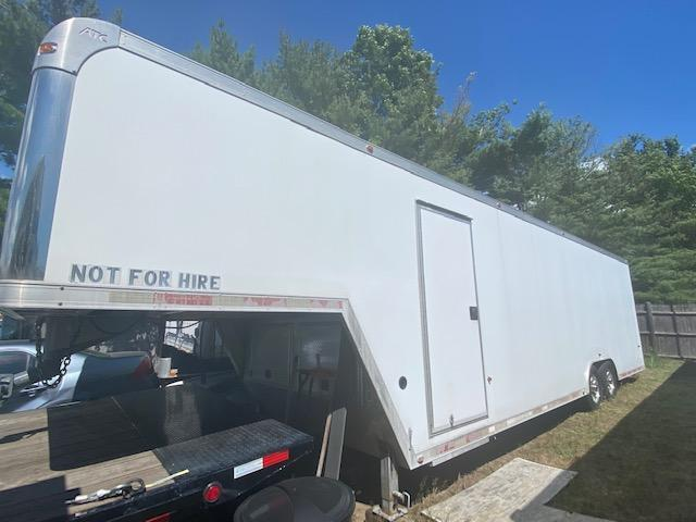 2008 ATC 36' Gooseneck Concession Trailer w/ Ramp