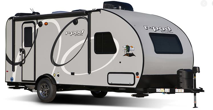 2020 Forest River R-Pod RPT-196 Hood River Edition