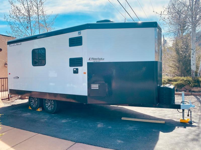 2020 Trails West RPM Freeride 20' Bumper Pull Trailer