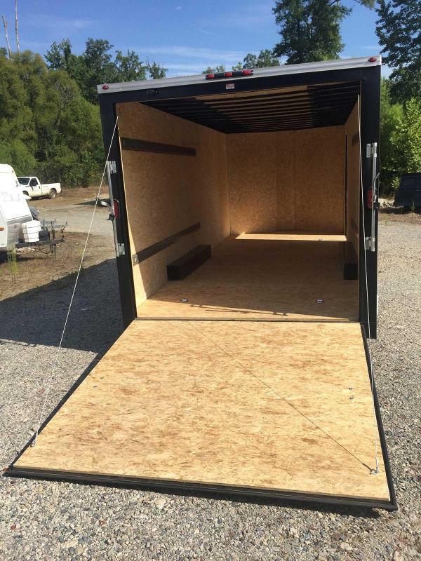 2020 Royal Cargo 8' x 22' V-Nose Enclosed Cargo / Car Trailer