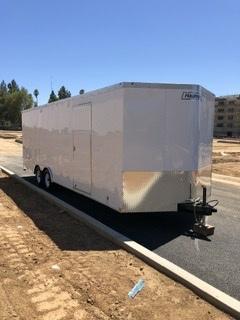 2019 Haulmark 24' Enclosed Cargo Trailer
