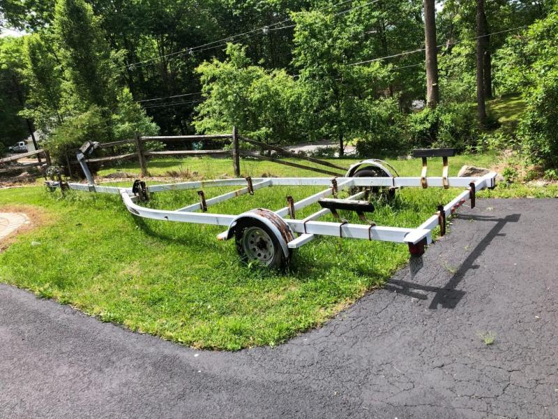 1985 Load Rite 21-2900S Boat Trailer