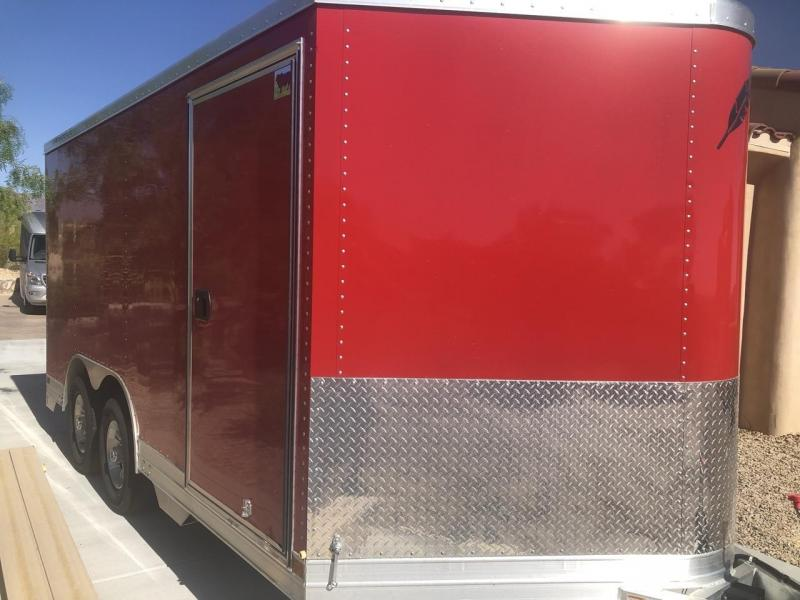 2019 Featherlite 8.5' x 14' Enclosed Trailer