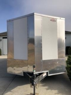 2021 Rock Solid 8.5 x 24 Enclosed Cargo Trailer