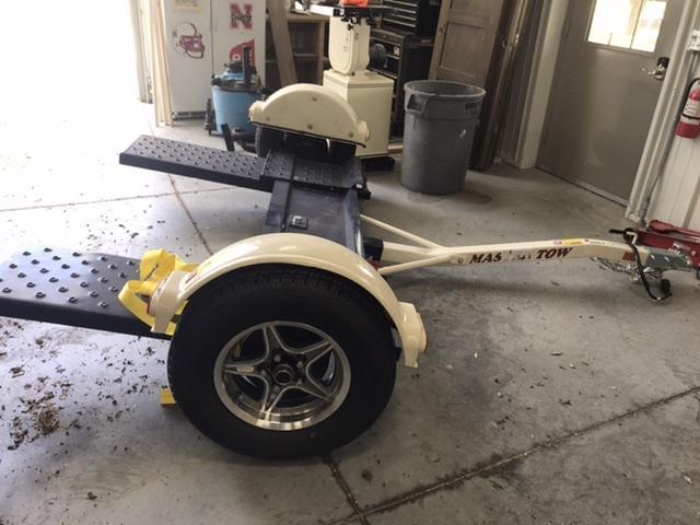 2021 Master Tow 80THDEB Tow Dolly w/ Electric Brakes