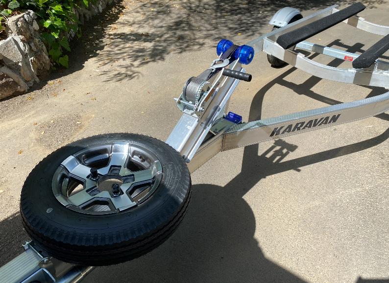 2021 Karavan Aluminum Single Jet Ski Trailer