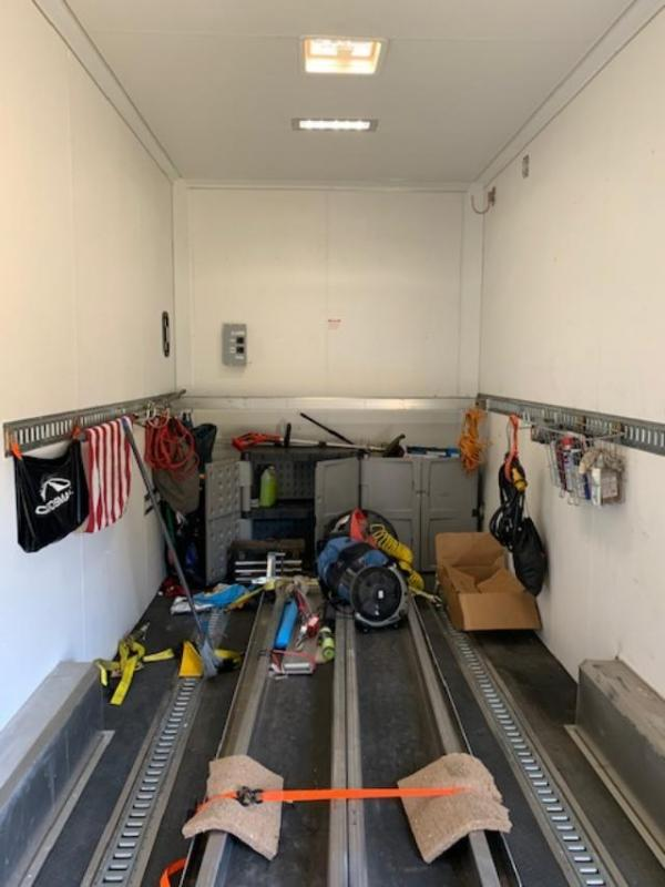 2018 ATC Quest 8.5 x 20 Enclosed Trailer