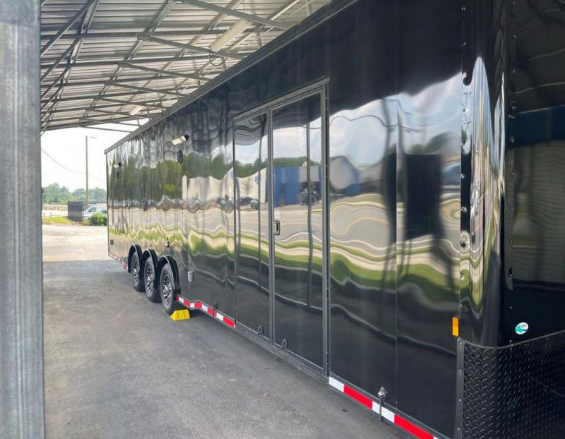 2021 Forest River Cargo Mate Eliminator 8.5 x 34 Race Trailer