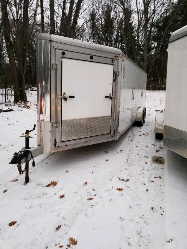 2007 Legend Track Master LS 727 TA35 Enclosed Trailer